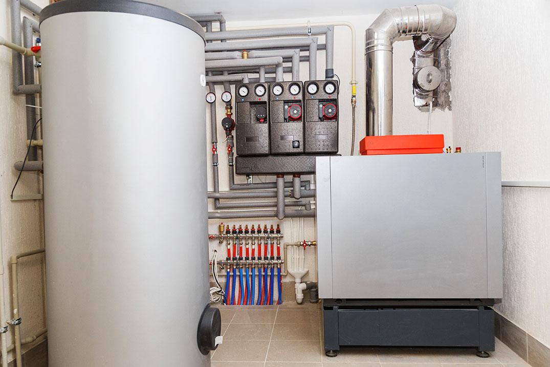 High-Efficiency Heating