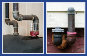 Oil Fill & Vent Pipes