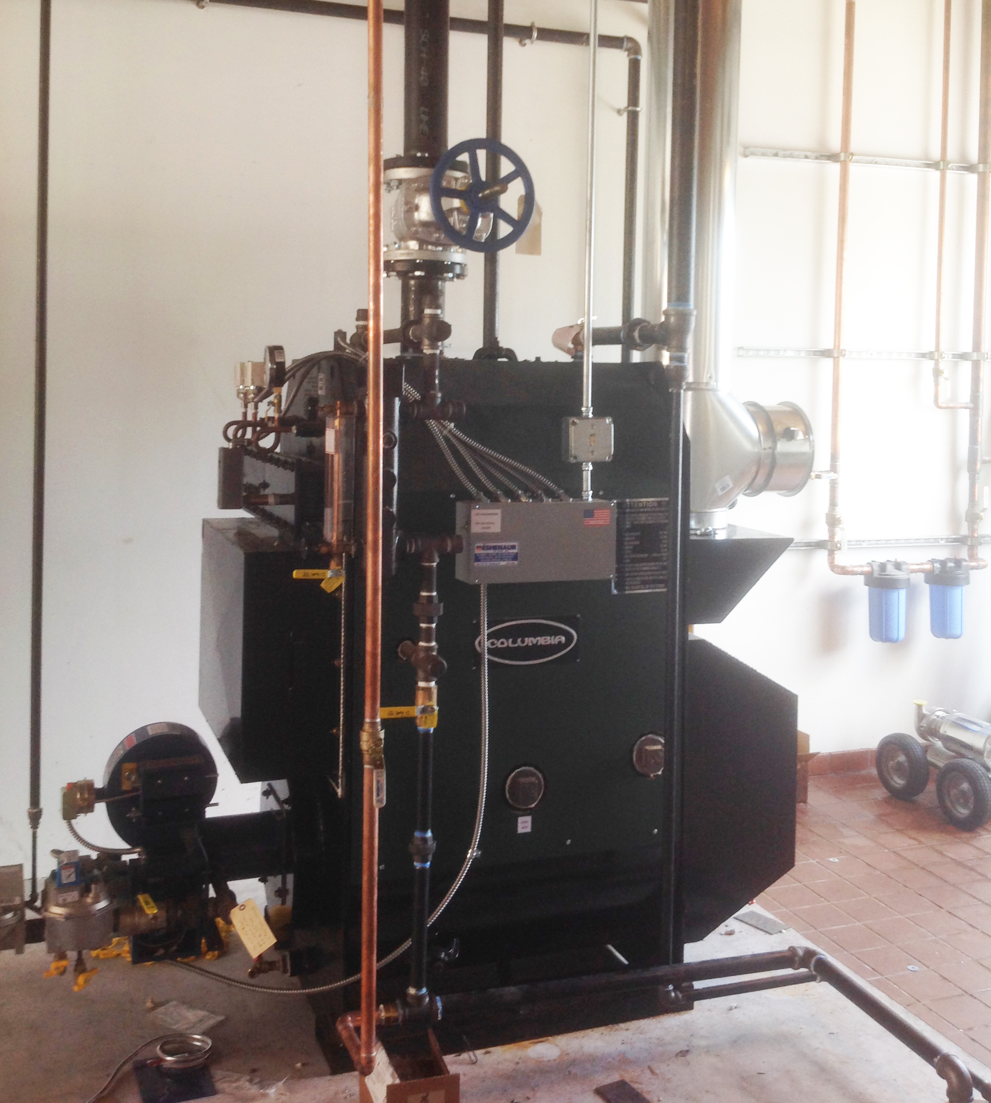 Heating Oil HVAC Services