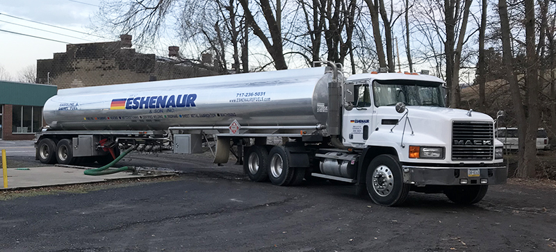 Eshenaur's Fuel Delivery in PA