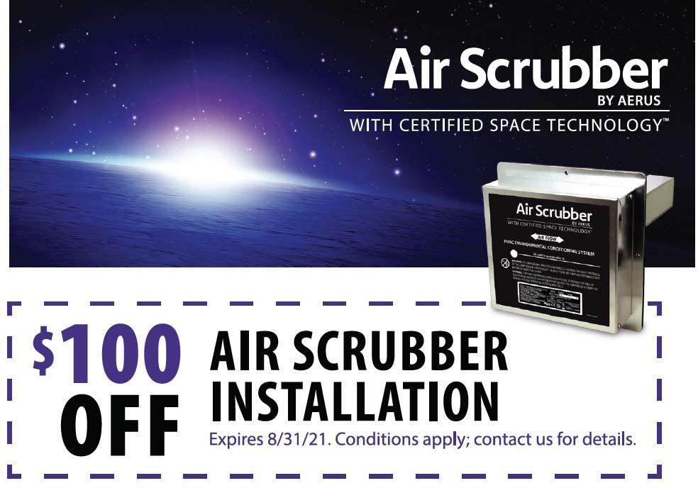 Air Scrubber Coupon